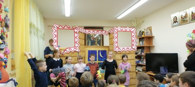 Празднование Дня Матери в воскресной школе