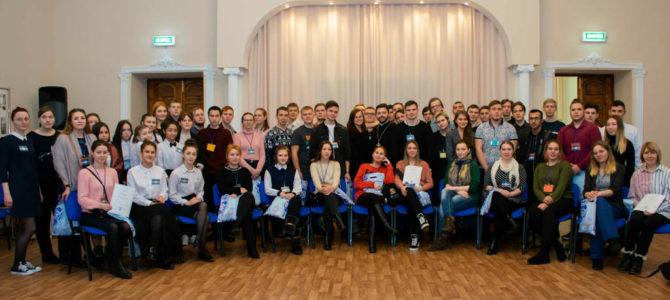 Состоялся первый молодежный съезд Норильской епархии