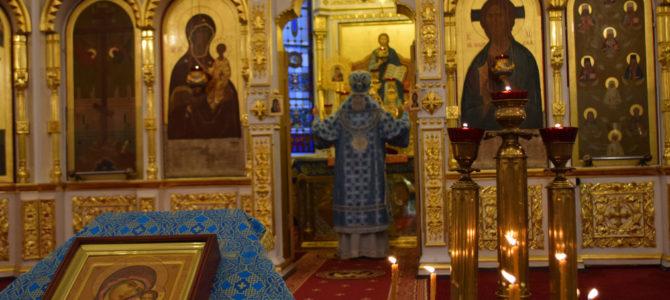 СЛУЖЕНИЕ АРХИПАСТЫРЯ: ПРАЗДНОВАНИЕ КАЗАНСКОЙ ИКОНЕ БОЖИЕЙ МАТЕРИ