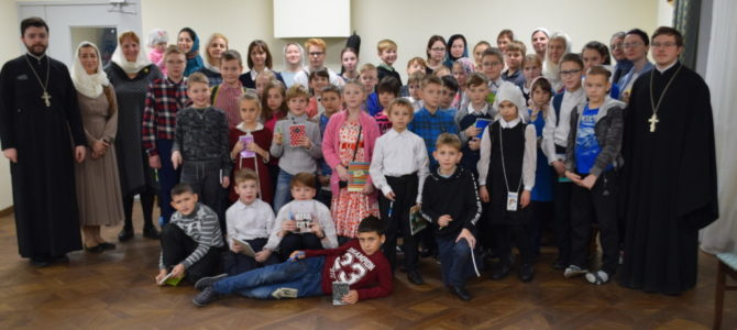 Интерактивная экскурсия-викторина на тему новомучеников и исповедников Церкви Русской прошла в Норильске