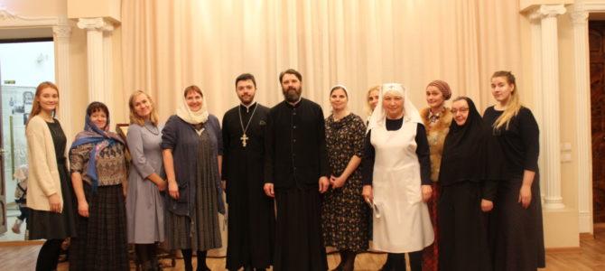 В Духовно-просветительском центре Норильской епархии прошла квест-игра «В преддверии Рождества»