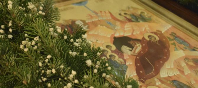 Рождество Христово. Божественная литургия и детский праздник