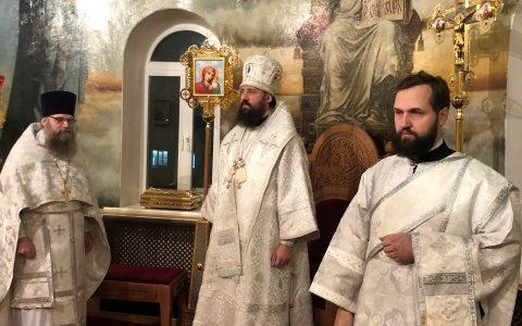 СЛУЖЕНИЕ АРХИПАСТЫРЯ: СОБОР ПРЕДТЕЧИ И КРЕСТИТЕЛЯ ГОСПОДНЯ ИОАННА